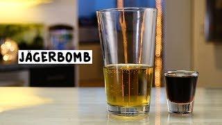 Jager Bomb Tipsy Bartender
