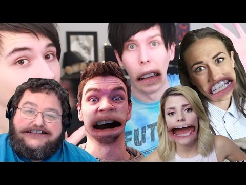 YOUTUBER IMPRESSIONS