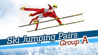 Ski Jumping Pairs: All Jumps (Group A)