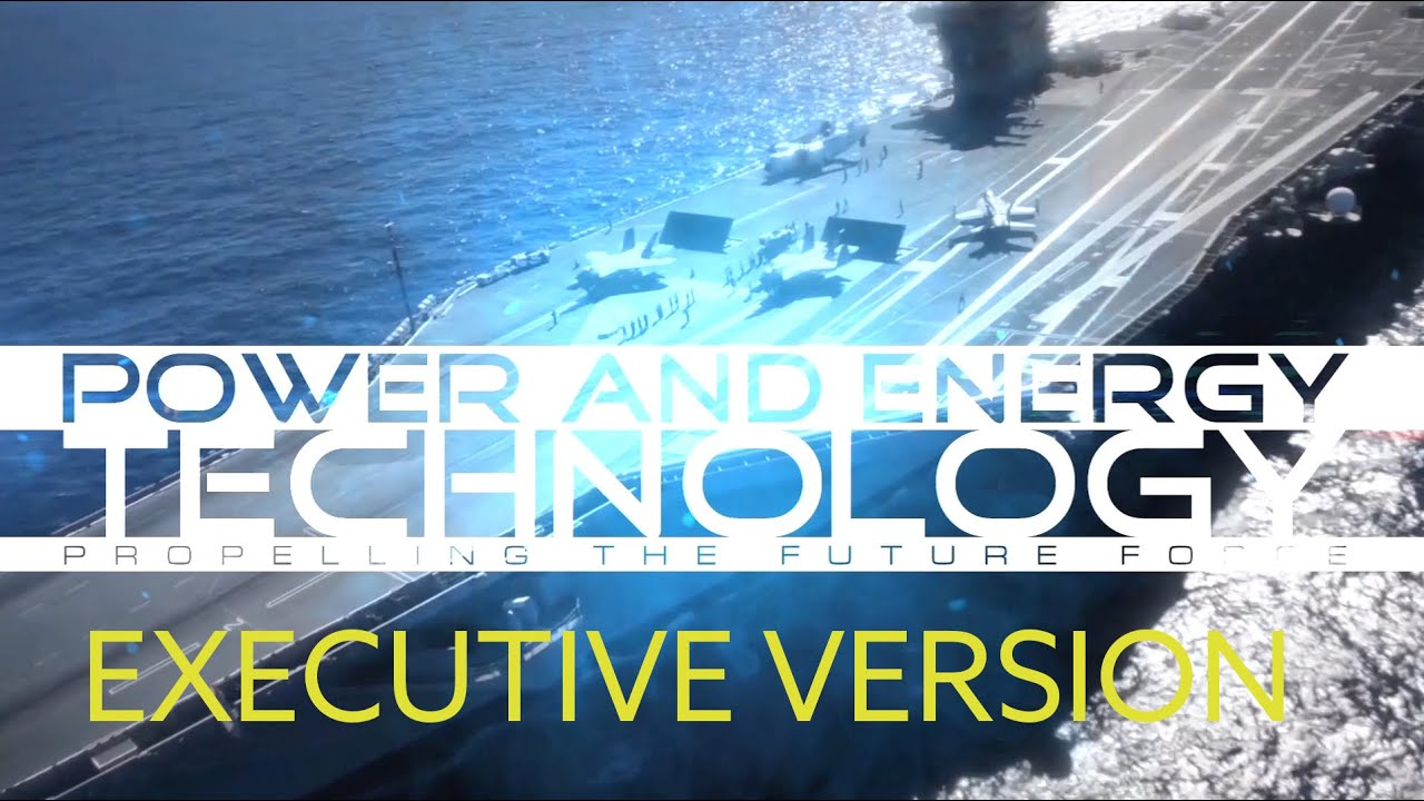 Power & Energy Technology - Powering the Future Force (short version)