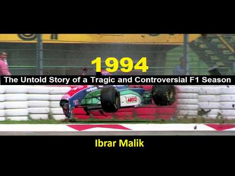 1994 The Untold Story of a Tragic and Controversial F1 Season Teaser