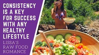 Success with any healthy lifestyle ...