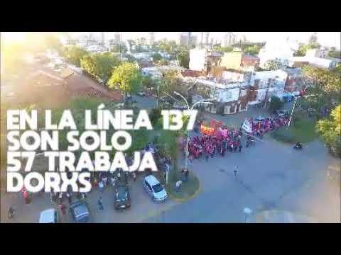 """Marcha feminista por """"ni una menos"""""""
