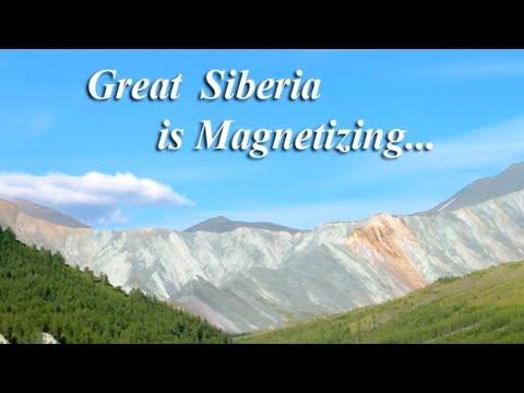 Great Siberia is Magnetizing [Nicholas Roerich Museum]