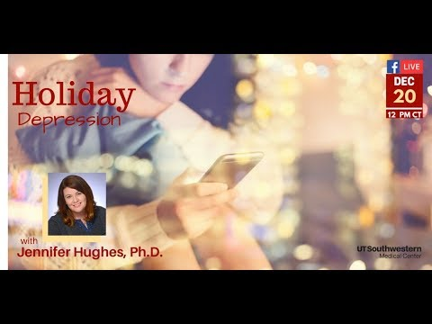 Ask the Expert: Holiday Depression