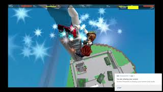 ROBLOX w/Flippers Gaming, and NCP Gaming - Natural Disaster Survival (Not My Video)