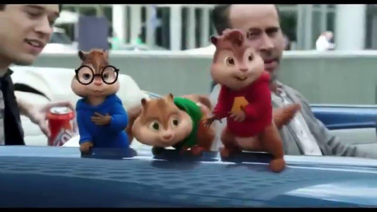 Alvin Y Las Ardillas 4 2016 Trailer Español Youtube