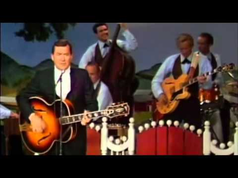 Don Gibson - Oh Lonesome Me Live