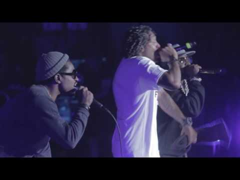 Goodie Mob and OutKast Black Ice One Musicfest 2016 HD