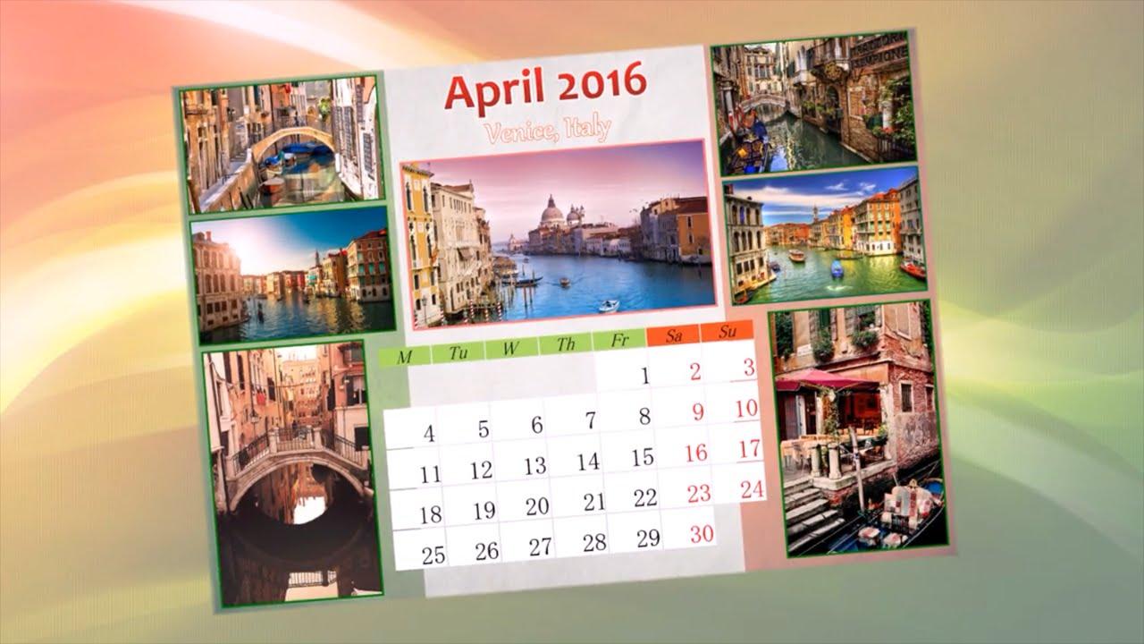 Calendar Ideas Photography : Engaging photo calendar ideas for youtube