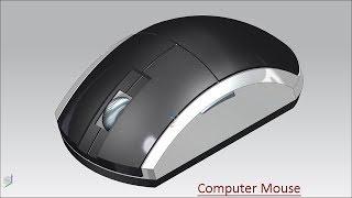 Computer Mouse (Siemens NX Tutorial)