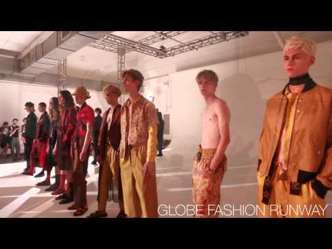 New York Fashion Week Men's SS16&NYMD by Todd Hessert(Globe Fashion Runway)