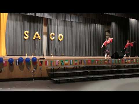 George Washington High School Multicultural Show 2018 by SACO