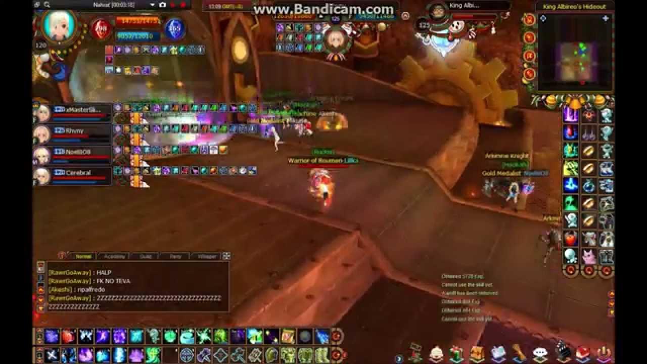Fiesta Online Gamigo North America King Albireo Raid Epith Youtube Lyto Game On 500k