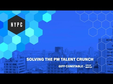 Solving the Product Manager Talent Crunch