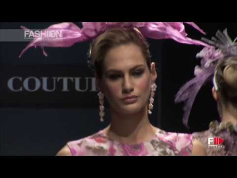 CURIEL COUTURE AltaRoma Spring Summer 2016 by Fashion Channel