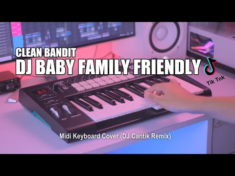 dj baby family friendly slow tik tok remix