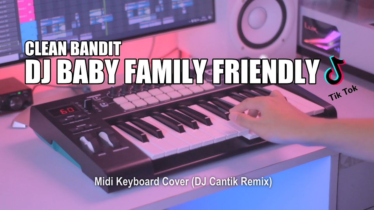 DJ Baby Family Friendly Slow Tik Tok Remix Terbaru 2021 (DJ Cantik Remix)