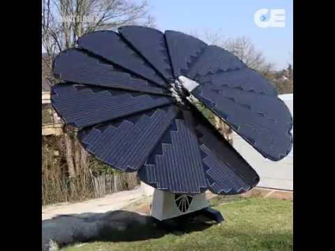 New pv solar cells technology