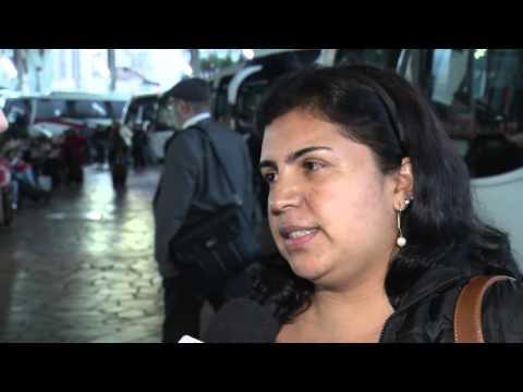 TVE Repórter | TVE - Rodoviária de Porto Alegre - 11 e 14/10/2015