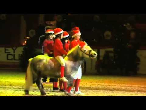 Die Spende und das Dankeschön an das Ponyteam Biberach