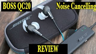 Bose QuietComfort 20 REVIEW: best noise-canceling in-ear 2019