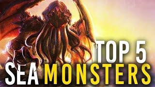 Sea of Thieves - TOP 5 Legendary Sea Monsters