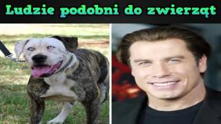 Ludzie podobni do zwierząt #1