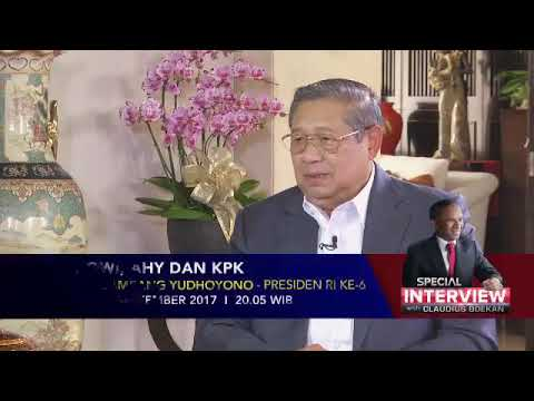 Special Interview Bapak SBY