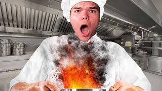 I Set My KITCHEN On FIRE! (Cooking Simulator)