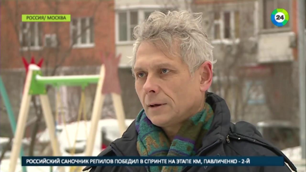 Воспитанный енот и козел из Москвы: видео недели - YouTube