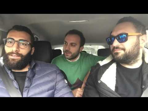 Carpool con Matteo Legittimo