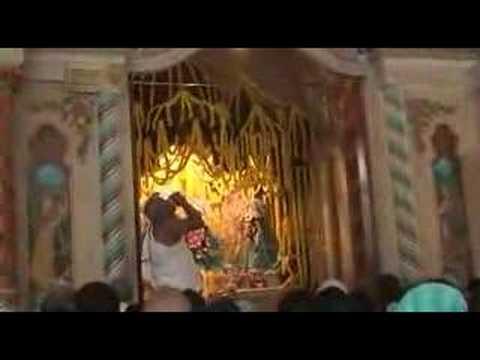 Hare Krishna Kirtan in Vrndavan
