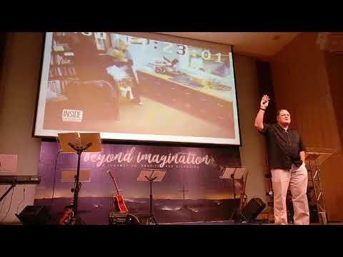 October 15   Beyond Imagination   Pastor Todd Nelson