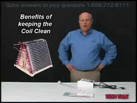 How to Clean a Evaporator Coil - HVAC- TECH TALK
