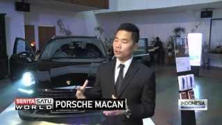 Porsche Macan: A Sporty Compact SUV