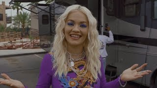 Rita Ora - New Look (Behind the Scenes)