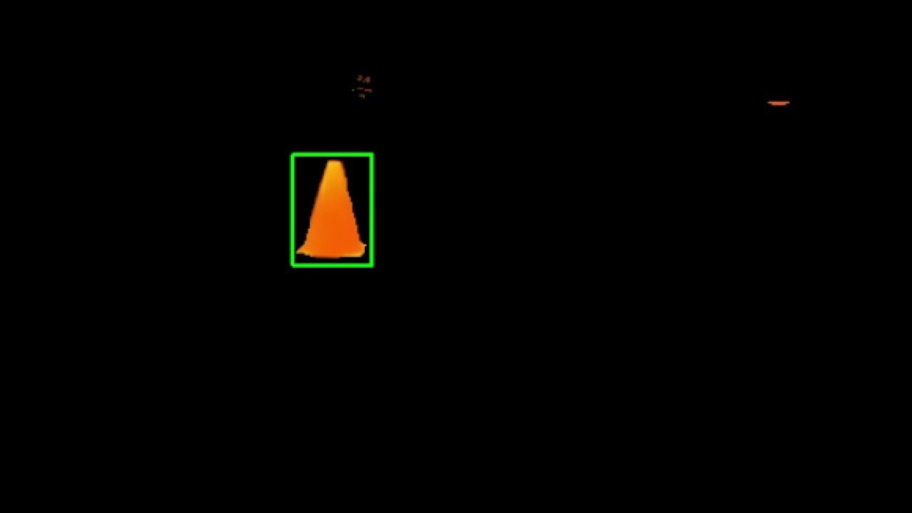 MIT 6 141 Spring 2017 Team 7: Lab 4A (Cone Detection)