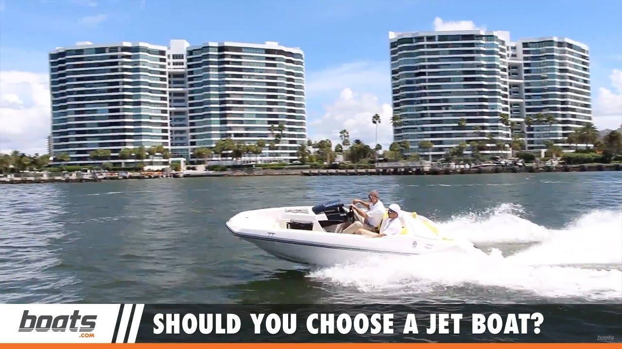 Boating Tips: Should You Choose a Jet Boat