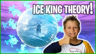 The ICE KING IS INSIDE THE SPHERE - Ronald's Theory Explained!