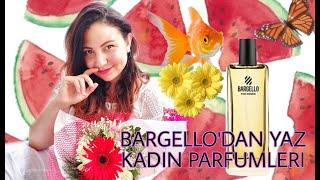 Bargello en iyi kadın parfümü