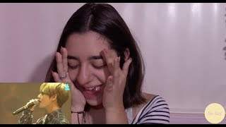 4 O'CLOCK LIVE TAE FT. NAMJOON//BTS HOME PARTY REACTION