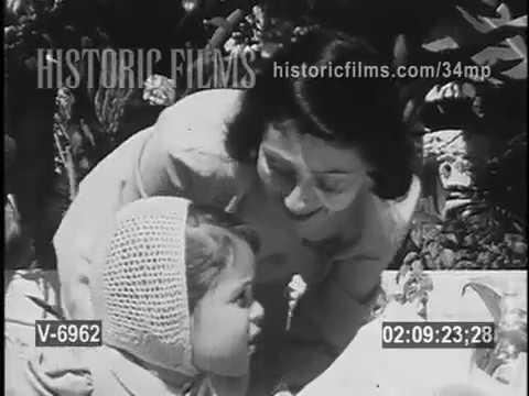A 1951 VISIT WITH ACTRESS LUISE RAINER