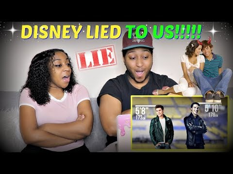 """The Film Theorists: """"Disney LIED to You! (High School Musical)"""" REACTION!!!"""