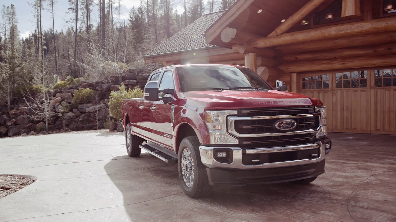 2020 Ford F-250 Spesification