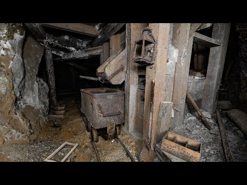Amazing Artifacts Found In The Abandoned Trinity Mine (Part 2 Of 3)