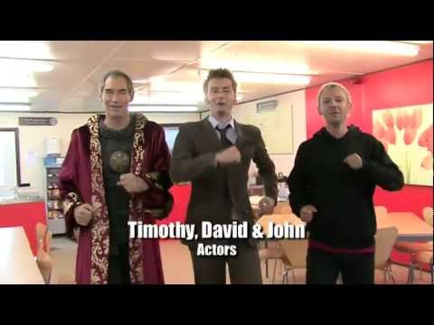Doctor Who - Cast & Crew Special - Tennant's Wrap Party