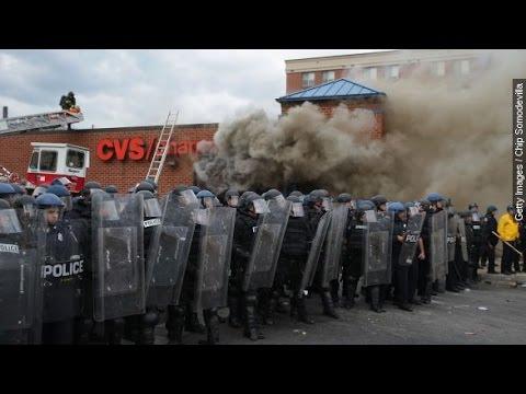 DOJ To Investigate Baltimore Police Over Excessive Force
