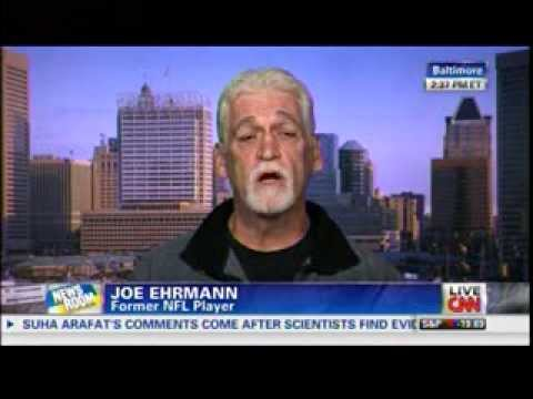 Joe Ehrmann on CNN 11/7/2013