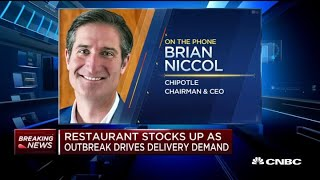 Chipotle CEO on how company is working through the coronavirus outbreak